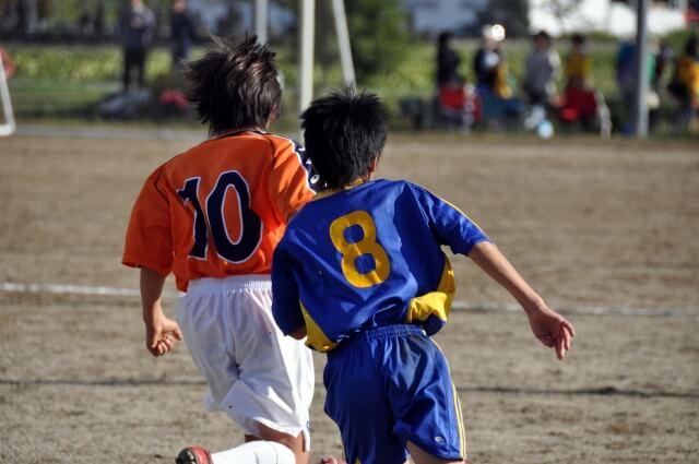 サッカー背番号